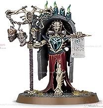 Games Workshop Warhammer Age of Sigmar: Vokmortian Master of The Bone-Tithe