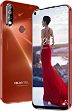 "OUKITEL C17 Pro Unlocked Smartphones 64GB + 4GB RAM Android 9.0 6.35"" FullView Display 13MP+5MP+2MP Triple Cameras Face Fi..."