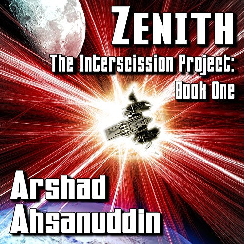 Zenith audiobook cover art