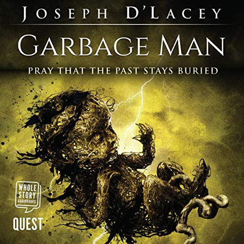 Garbage Man  By  cover art