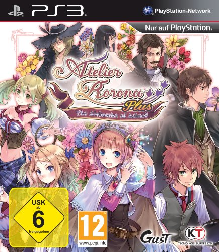 Atelier Rorona Plus [import allemand]