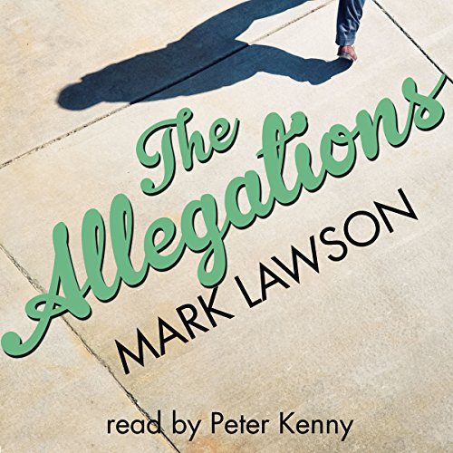 The Allegations audiobook cover art