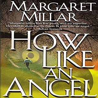 How Like an Angel audiobook cover art