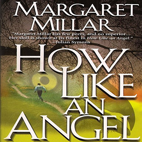 Page de couverture de How Like an Angel