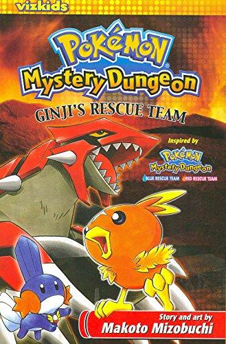 Pokemon Mystery Dungeon: Ginji's Rescue Team