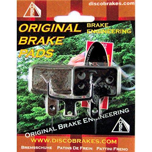 F1 Performance Disc Brake Pads / DiscoBrakes Shimano Deore 525 Kevlar