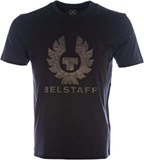 Belstaff Men's Crew Neck Coteland 2.0 T-Shirt Black