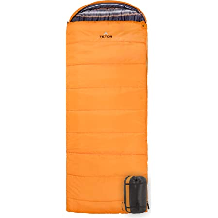 TETON Sports Regular Sleeping Bag; Great Family Camping x