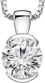 Best half bezel diamond pendant Reviews