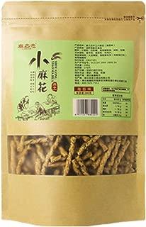 OuYang Hengzhi Hubei Specialty Fried Dough Twist Seaweed Flavor 小麻花海苔味 280g/9.88oz