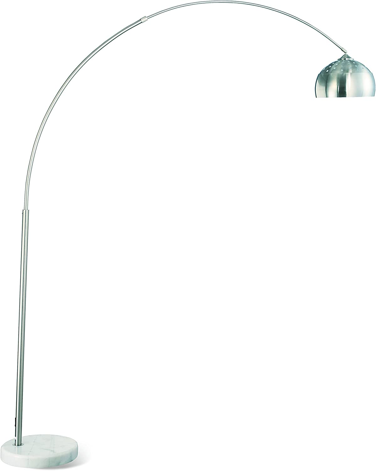 Coaster Home Furnishings Arched Floor Chrome Lamp shopping SEAL limited product
