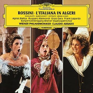 Rossini: L'italiana in Algeri - Highlights