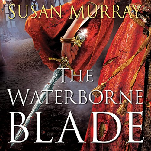 The Waterborne Blade audiobook cover art