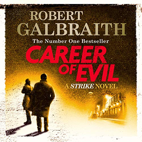 Couverture de Career of Evil