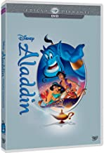 DVD Disney Aladdin Ed Diamante [ Brazilian Edition ] [ English + French + Spanish + Portuguese ] [ Region 1 + 3 + 4 + 5 ]