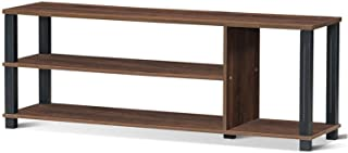 Retro TV Cabinet Entertainment Media Central Control Cabinet Locker Simple Modern Family Living Room TV Cabinet Annacboy (...