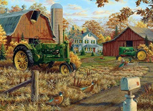 Autumn or Puzzle by MasterPieces by MasterPieces