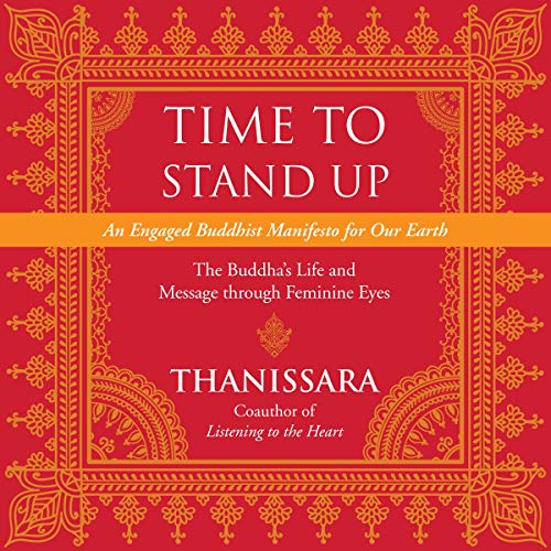 Time to Stand Up cover art