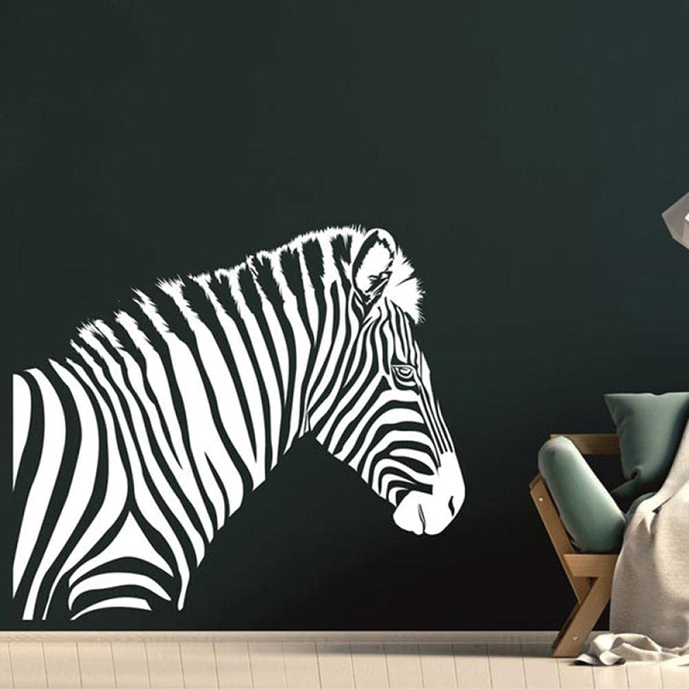 NSDQSM Wild Animals Zebra Challenge the Now free shipping lowest price Nursery Mural Decorative Wil Non-Woven