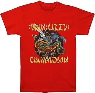 Men's Chinatown T-shirt Red