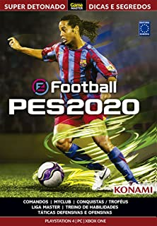 Super Detonado Game Master Dicas e Segredos - PES2020: - COMANDOS, MYCLUB, CONQUISTAS, TROFÉUS.