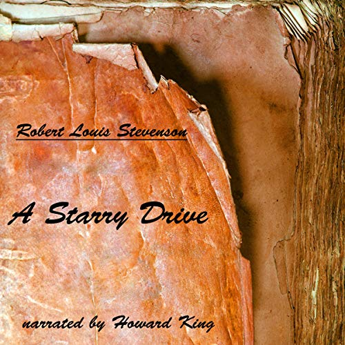 A Starry Drive audiobook cover art