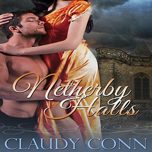 Netherby Halls audiobook cover art