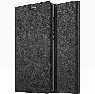 【M&Y】HUAWEI P20 Pro ケース 全面保護 HUAWEI P20 Pro 手帳ケース Huawei P20 Pro HW-01K ケース カード収納 HUAWEI P20 Pro カバー「全6色」MY-P20P-AO-80601 (ブラック)