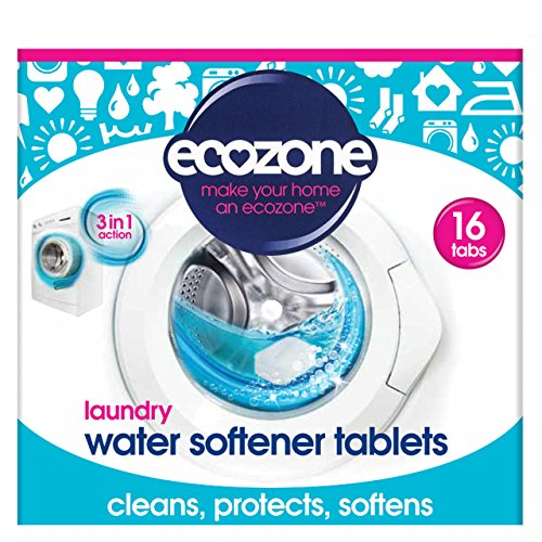 Ecozone Water Softener Tablets 260 g (Pack of 16)