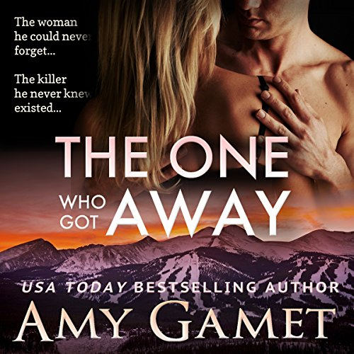 The One Who Got Away  audiobook cover art