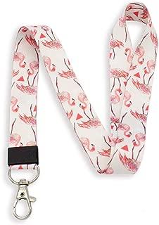 SENLLY Neck Lanyard (Flamingo)