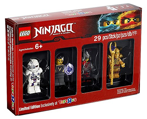 Lego Ninjago - 5004938 Minifiguren Set limitiert