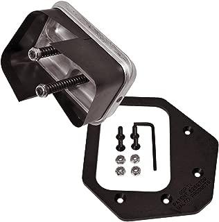 Malco GOP34UK Standard Rectangular Gutter Punch Hole Upgrade Kit, 3x4-Inch