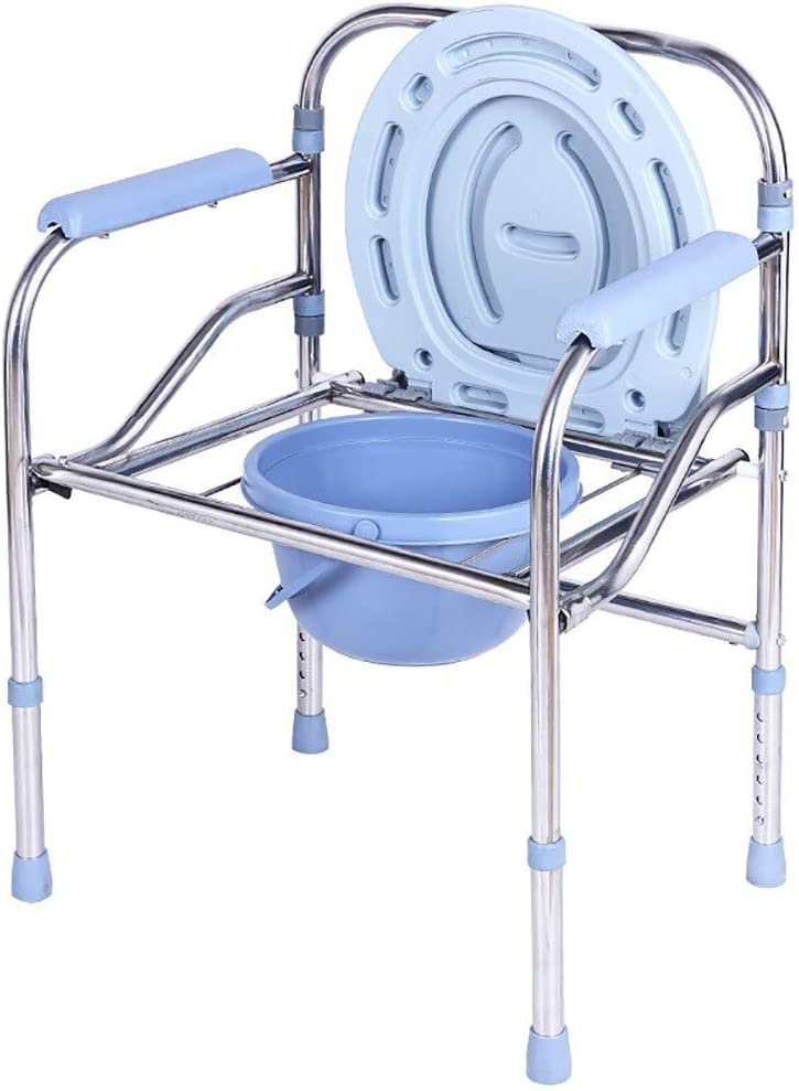 Max 78% OFF WHJ-Bedside toilet Bathroom Chair Medical S Folding Supply Max 47% OFF with