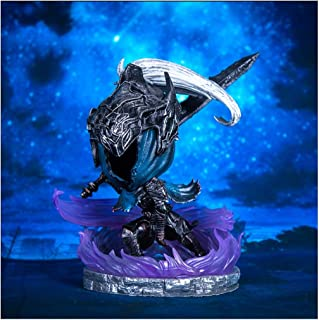 XIAO Game Hand, Anime Model Hand, Decoration, Collection Decoration Happy Day ( Color : Black )