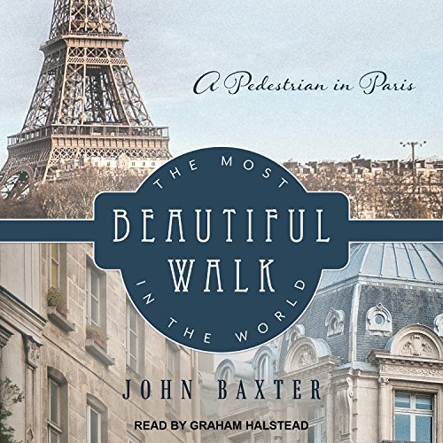 The Most Beautiful Walk in the World audiobook cover art
