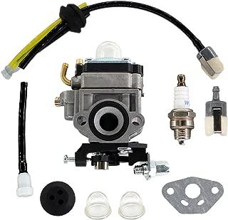 USPEEDA Carburetor 10mm Carb For Kragen Zooma 33CC 36CC Gas Scooter Pocket Bike 2 Stroke