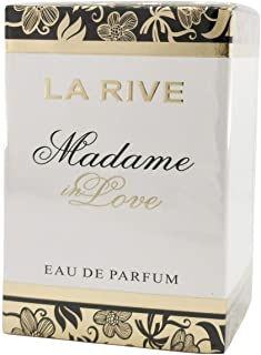 Madame in Love By La Rive for Woman Eau De Perfume Edp 90ml by La Rive