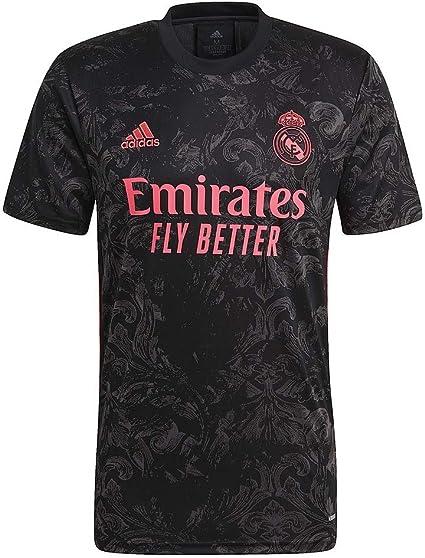 Amazon.com : adidas Real Madrid Third Shirt 2020/21-S : Sports ...