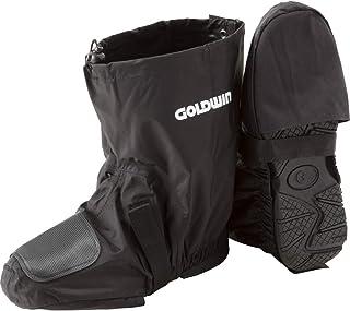 ゴールドウイン(GOLDWIN) ブーツカバー コンパクトシューズカバー ブラック K Lサイズ GSM18007