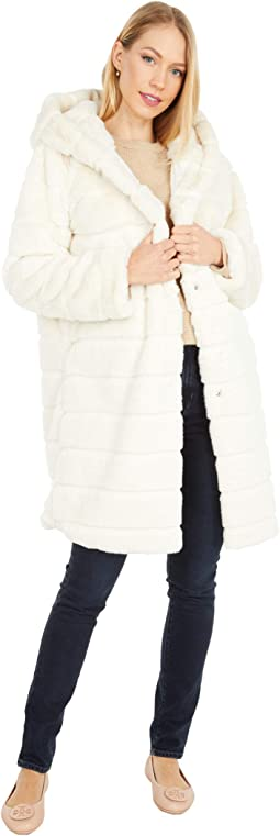 Celina Faux Fur Coat