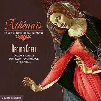 Regina Cæli: Louange mariale dans la musique baroque à Versailles