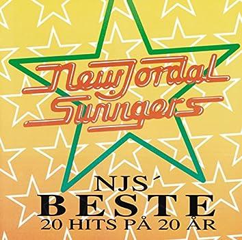 NJS` Beste - 20 Hits På 20 År