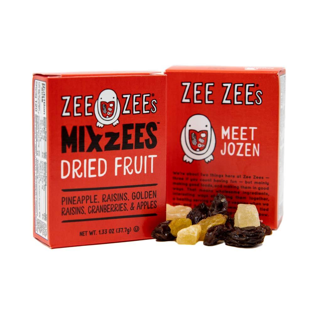 Zee Zees Mixzees Dried El Paso Mall Pineapple 100% quality warranty! Fruit- Golden Raisins