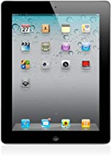 Apple iPad 2 MC769LL/A 9.7-Inch 16GB (Black) 1395 - (Renewed)
