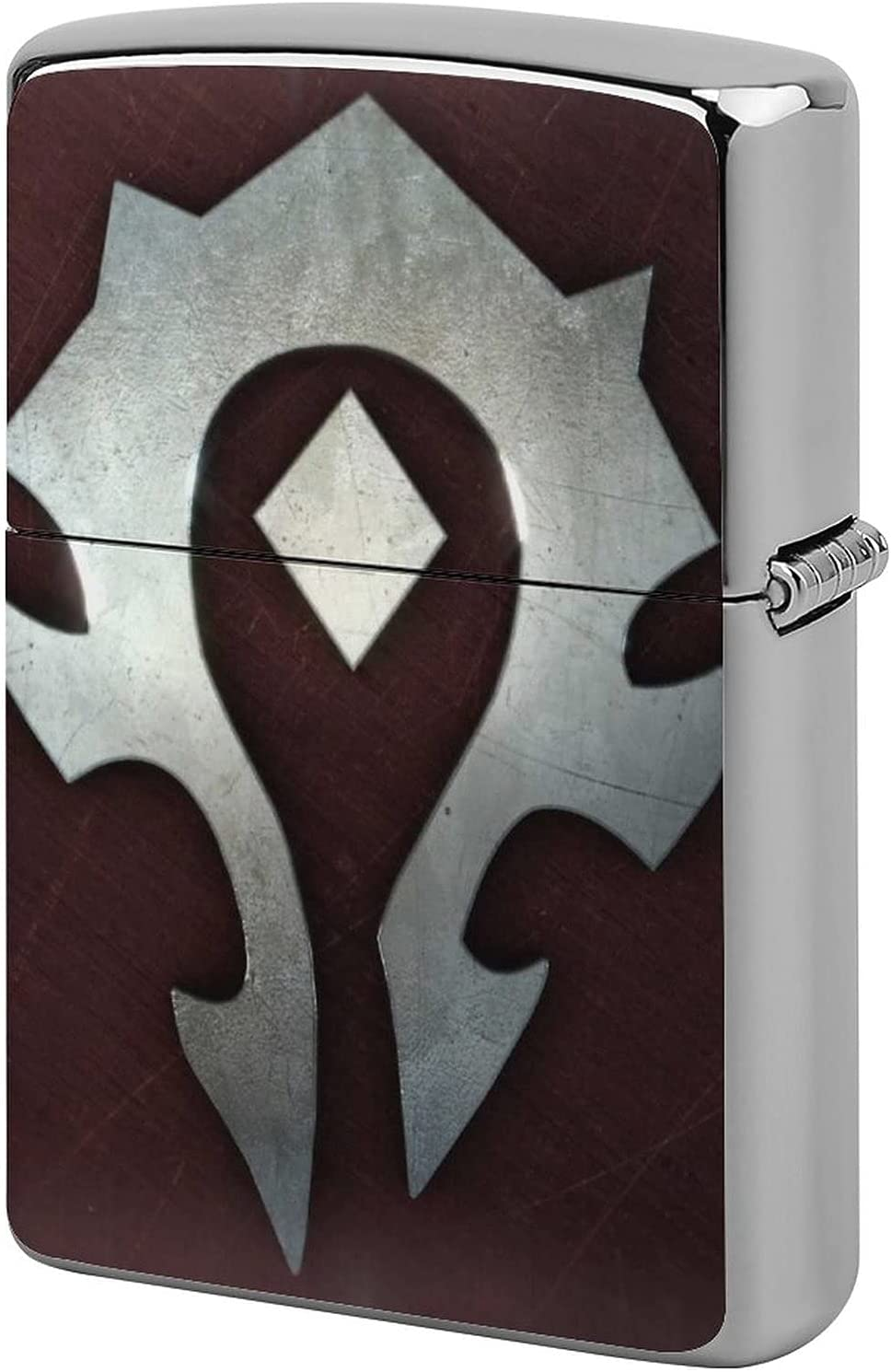 Pocket Lighter Max 47% OFF Outlet sale feature Housing for Man and Ligh Personalize Metal Women