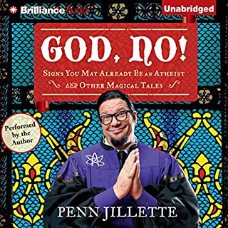 God, No! audiobook cover art