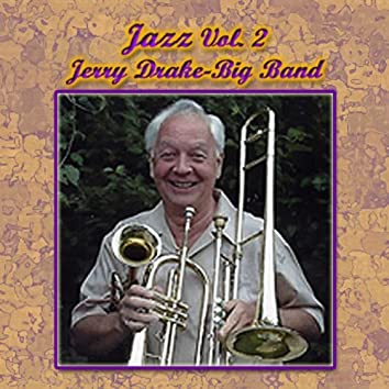 Jazz Vol 2: Jerry Drake-Big Band