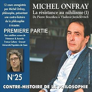Contre-histoire de la philosophie 25.1 cover art