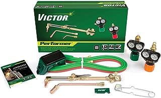 Victor 0384-2048 Performer Medium Duty Cutting System, Propylene Gas Service, ESS3-40-510LP Fuel Gas Regulator